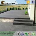 Dark Grey Color Imitation Wood WPC Floor