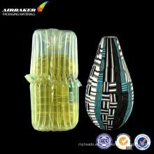 Fábrica inflable precio airbag para envase estibar bolsas de aire bolsa de papel con inflar rápidamente