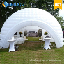 Inflatable Gazebo Folding Star Dome Tents Wedding Inflatable Floating Tent