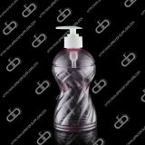 ADA-PE-209 400ml hand wash lotion pump bottle, soap pump plastic bottle, pet bottle
