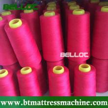 100 % hochfesten Polyester Quilting Thread für Matratze Material