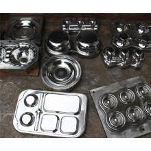 Customized Melamine Dinnerware Compression Molds (MJ-019)
