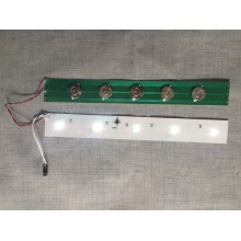 LED-knippermodule, knipper LED-knipperlicht, LED-knipperlicht, POP-display-knipperlicht