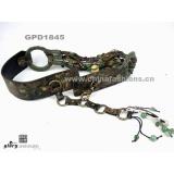 latest belt&fashion belt&ladies' belt&waist belt&fabric belt&canvas betl&women' belt&hot sell belt.Glory model:GPD1845!!