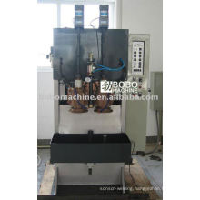Damper seam welder machine