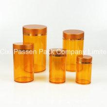 Amber Pet Healthecare Flasche für Australian Fish Oil Packinng (PPC-PETM-022)