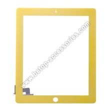 iPad2 Yellow Frame