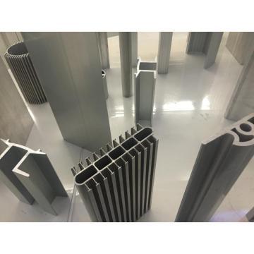 Aluminiumprofil für Heizkörper