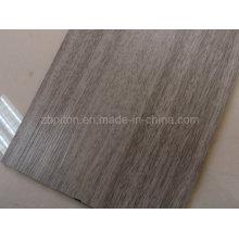 Heißer Verkauf Holzmaserung PVC Bodenfliese