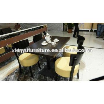 Mesa y sillas de cafetería XDW1002