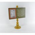 Bunte dekorative hölzerne Schreibtisch Foto Frame für zu Hause