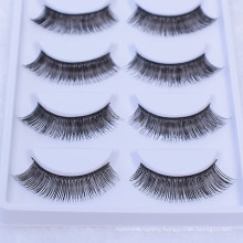 100% human hair lashes false eyelash human hair eyelashes