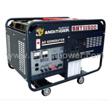 Elemax Model 10kVA Double Cylinder Electric Gasoline Petrol Generator