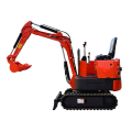 Orchard machines mini 0.8t prix de la machine excavatrice