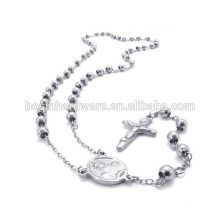 Fashion High Quality Metal Manual Stainless Steel Rosary Ball Chain