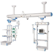 Hospital Surgical ICU Rail Pendant System with Dry-Wet Separated