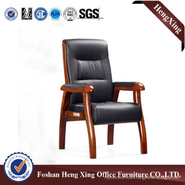 Wooden/Metal Leg Conference Meeting Board Room Office Chair (HX-CF043)