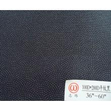 Intercalação de tecido 90gsm para manto negro