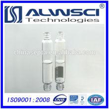Venta de la fábrica 2ml frasco de cristal 12 * 32m m 8-425 productos de la alta calidad de la cromatografía