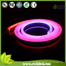 LED de color Emitting opcional Neon Flex 12V