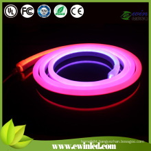 Optional Emitting Color LED Neon Flex 12V