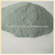 Seppe green silicon carbide