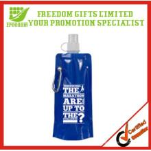 BPA-freie Werbungs-faltende Wasser-Flasche