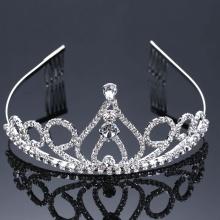 Hot Crystal Princess Tiara Wedding Crown