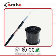 Cable coaxial de aluminio recubierto de cobre RG 59
