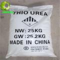 Alta qualidade CAS NO 62-56-6 química 99% Preço de usos tioureia