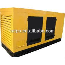 80kw / 100kva conjunto de generador a prueba de sonido con el alternador de Stamford y eficiente silenciador / silenciador