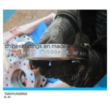 A350lf2 600# ANSI B16.5 Carbon Steel Blind Flange