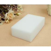 Espuma de esponja de melamina limpa