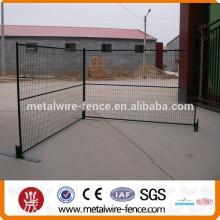 Baixo carbono Iron Wire Material malha de arame Temporary Fence (Manufacture)