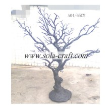 Quality for Dry Tree Branches Without Leaves 65cm Popular Crystal Wedding Tree supply to Swaziland Factories
