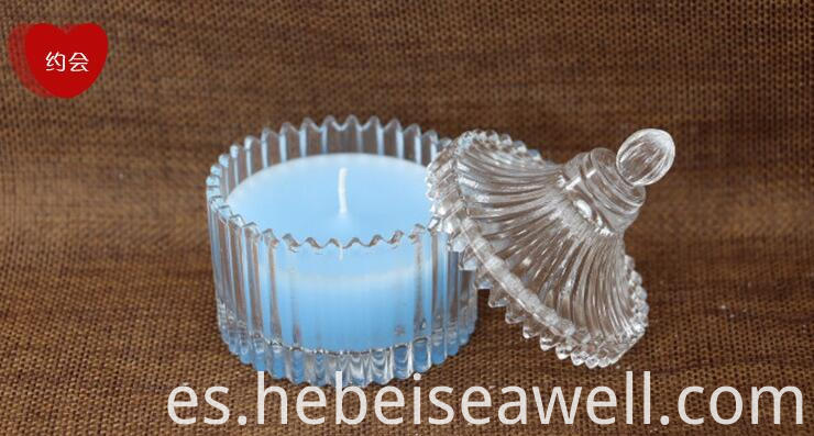 glass jar candle 4