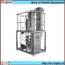 Machine à concentration de vide pour l'industrie alimentaire