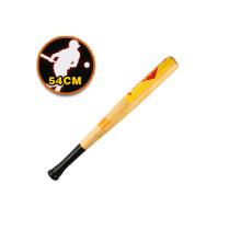 Tailles diverses, favorable à l'environnement, chauves-souris de baseball en bois de Soild