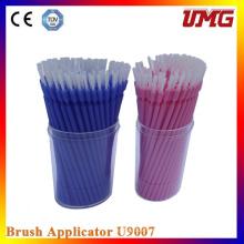 Disposable Dental Brush Applicators, Disposable Material