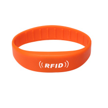Bracelete passivo do Gym do Tag de Rfid da longa distância do HF