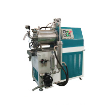 Pin type sand mill for glass enamel paint