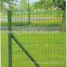 Estilo comercial popular de Garden Euro Fence