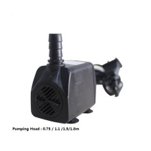 Wholesale Price for Greenhouse Automatic Drip Irrigation 0.75m Hmax Fish Tank Aquarium Water Pump supply to Wallis And Futuna Islands Exporter