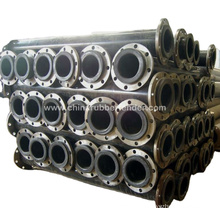 8 inch 10 inch HDPE Pipes With Steel Fange For DREDGING High quality
