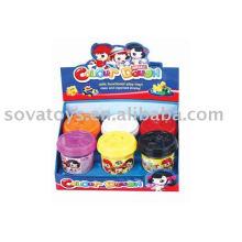 907990954-цветная глиняная игрушка DIY