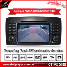 Car Multimedia Entertainment for Benz R GPS DVD Player