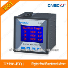 DM96-EYH LCD Power Analyzer Multifunction Meter (RS485)