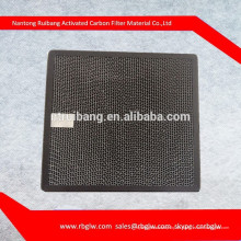 Hochwertiges Aktivkohle-Filterpapier
