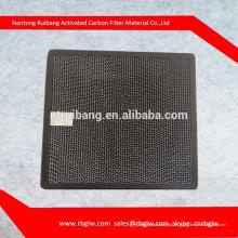 Papel de filtro de carbón activado de alta calidad