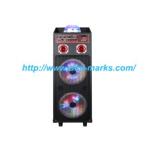 Rechargeable Active DJ PA Multimedia Speaker with Bluetooth